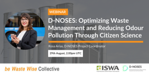 WEBINAR: D-NOSES: Optimizing Waste Management and Reducing Odour Pollution Through Citizen Science