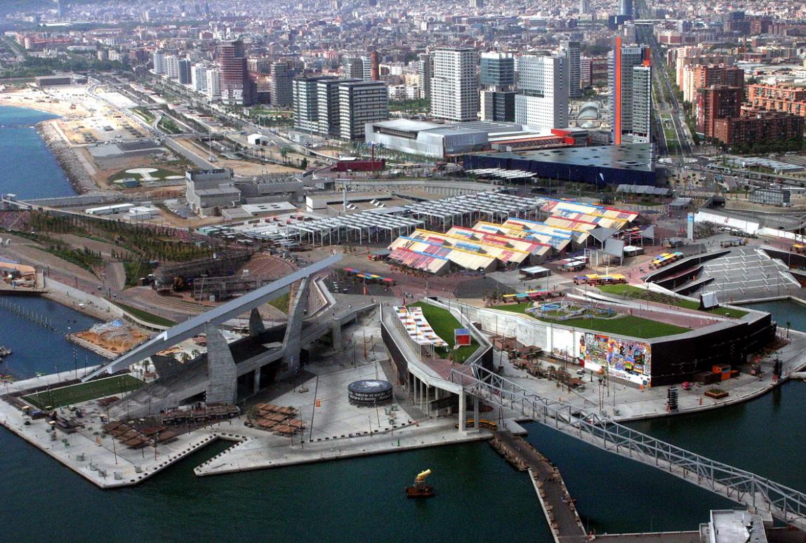 D-NOSES Barcelona Forum Area Pilot