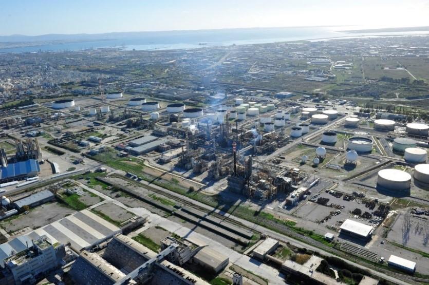 D-NOSES Thessaloniki Refinery Pilot