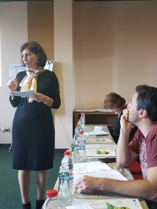 D-NOSES project presented to public representatives in Sofia 2