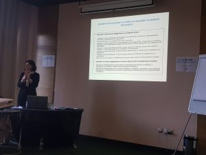 D-NOSES project presented to public representatives in Sofia 1